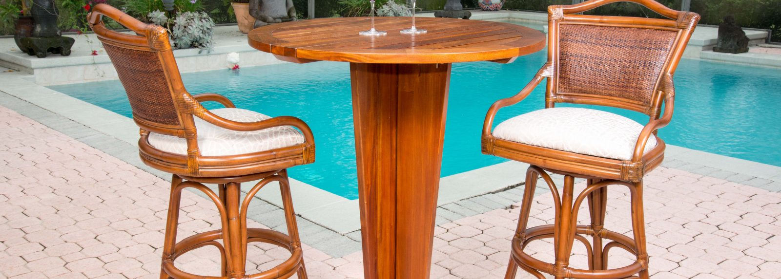 Wicker U0026 Rattan Furniture Store Orlando Florida   Dining Chairs Bar Stools