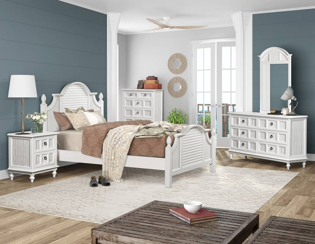 Key West Bedroom Collection   Wicker One Imports   Your Casual Furniture  Store In Orlando